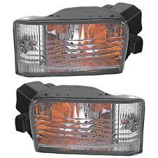2001 2002 2003 TOYOTA RAV4 SIGNAL LAMP LIGHT W/DTR LAMP LEFT & RIGHT PAIR SET