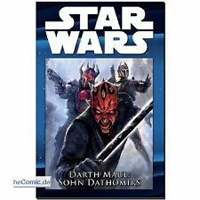 STAR WARS BD collection 18 Dark Maul fils Dathomir PANINI Science fictiion
