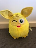 Yellow Furby Plush Stuffed Toy 2014