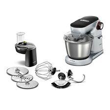 BOSCH MUM 9d33s11 Robot da cucina optimum 1300 Watt PLATINUM ARGENTO