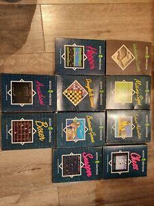 Selection of 10 Boxed Acornsoft Games / Programmesfor Acorn Electron