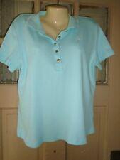 Allyson Whitmore Golf Woman's Polo Shirt Size Xl