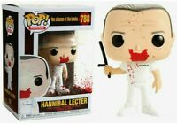 Funko - POP Movies: Silence of Lambs - Hannibal Bloody Brand New In Box