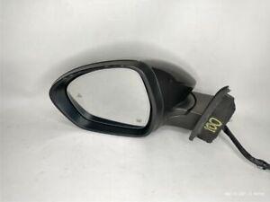 2018-2021 ALFA ROMEO STELVIO LEFT DRIVER SIDE VIEW MIRROR BROWN OEM USED 12-WIRE
