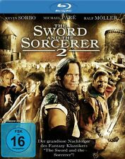The Sword and the Sorcerer 2 - Kevin Sorbo   Blu-ray
