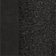 Original Steiff Schulte Viskose gekräuselt Farbe schwarz 25 x 47 cm