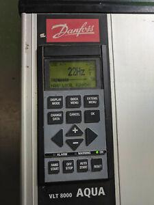 Danfoss VLT8000 Aqua Frequency Converter  VLT8062AT4C54STR30LF00A00C0