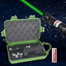 Laser Pointer Kits Pro 532nm Powerful Green Light Pen Lazer Beam With battery
