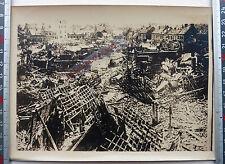 PHOTO PRESSE ROL GUERRE 14 18 LENS EN RUINE BOMBARDEMENT N409