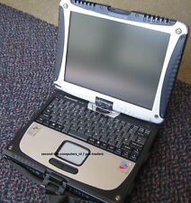 Panasonic TOUGHBOOK CF-18  MK4 1,2Ghz 60GB WiFi TOUCHSCREEN w/ Finger touch CF18