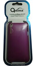 COQUE RIGIDE OPTIMA - CLEVER CASE COLLECTION - ASPECT MAT - IPHONE 3G / 3GS