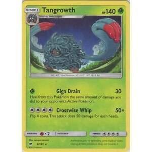 TANGROWTH 8/147 SM BURNING SHADOWS POKEMON RARE CARD NEW MINT
