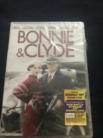 """BONNIE & CLYDE DVD """"HE HELD THE GUN. SHE CALLED THE SHOTS."""""""