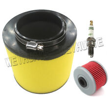 Air Oil Filter For Honda Rancher 350 400 Foreman 400 450, 1992-2000 Fourtrax 300