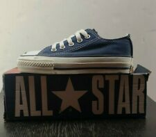 Converse Made in USA BLUE Low  Vintage CONVERSE RARE TO FIND USA MADE