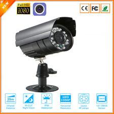 1080P Wireless WIFI IP Camera Onvif Outdoor Security Bullet IR Night Vision O8V4