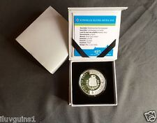 Aruba 5 Florin Silver Commemorative Coin - 2013 - Royal Visit - Proof