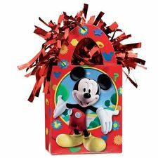 Disney Mickey Mouse Red Helium Foil Balloon Weight Mini Tote