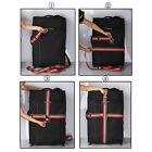 4.2m/13.8ft Travel Luggage Suitcase Cross Strap Baggage Bag Backpack Safe Belt