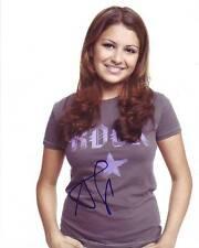 ALIA SHAWKAT Signed ARRESTED DEVELOPMENT MAEBY FUNKE Photo w/ Hologram COA