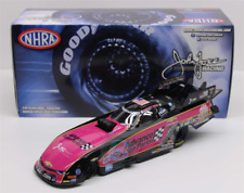 NHRA 2017 COURTNEY FORCE PINK ADVANCED AUTO PARTS FUNNY CAR 1/24 DIECAST