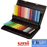 NEW Uni Mitsubishi Pencil 72 Colors Penci Set UC72C Free Shipping from Japan