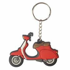 New Speed King Scooter Vespa PVC Keyring