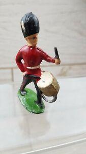 Vintage post war Charbens Guards  Band man Drummer
