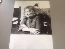 ELGA ANDERSEN - Photo de presse originale 18x24cm