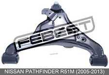Left Lower Front Arm For Nissan Pathfinder R51M (2005-2013)