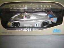 Danhausen Max Models Sauber Mercedes C11 World Champ 1990 Schlesser Baldi 1/43