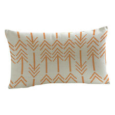 Arrow Printing Sofa Bed Home Decoration Festival Pillow Case Cushion Cover *
