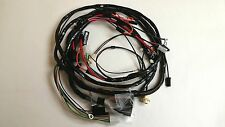 1968 Camaro RS Forward Front Light Wiring Harness with Gauges V8 Rally Sport