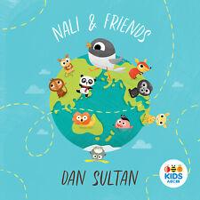 Dan Sultan - Nali & Friends CD 2019 ABC Kids