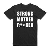 Strong Mother F#*cker Gym Bodybuilding Powerlifting Thor The Mountain Tee Shirt