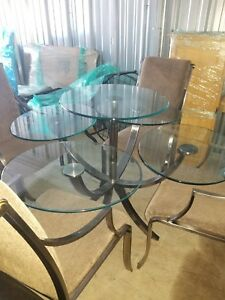 Ashley Furniture Modern Dining Tables For Sale In Stock Ebay