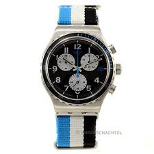 Swatch Uhr Irony New Chrono SKYBOND  YVS409 NEU UND OVP