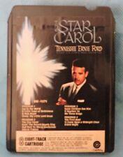 TENESSEE ERNIE FORD THE STAR CAROL 8-TRACK