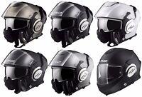 Ls2 Ff399 Valiant Umklappen Aufklappbar Vorne Vollvisier Motorrad Helm