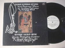 3054) LP - Russian Sacred Music - Arkhangelsky - A. Titov - Russische Platte