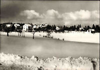 AICHELBERG b. Wildbad Schwarzwald AK Winter Fernansicht Postkarte alte PLZ 7261
