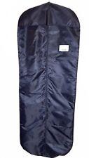 "PRADA Extra Long Garment Bag Gown/Dress/Clothing Protector Nylon Navy 61"""