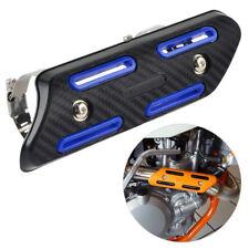 Exhaust Muffler Pipe Heat Shield Guard Protect For Yamaha YZ250F YZ450F 2003-19