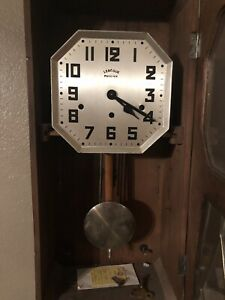 vintage french wall clock