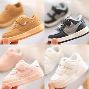 Baby Boys Girls Toddler Trainers Shoes Sneakers Casual sports Shoes 1-3 Years UK
