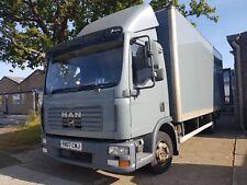 MAN 7.5T Box Van