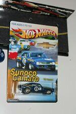 CUSTOM CARD L@@K Hot Wheels 67 Sunoco Camaro 30th Anniversary Penske