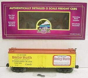 MTH 20-94306 Baby Ruth 36' Reefer Car #4534 NIB