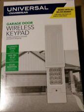 UNIVERSAL BY CHAMBERLAIN GARAGE DOOR WIRELESS KEYPAD KLIK2U-P2 brand new