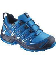 Ropa, calzado y complementos de niño azules Salomon sintético